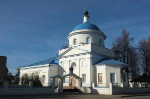 Казанский храм села Молоково