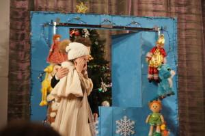 Рождественский спектакль
