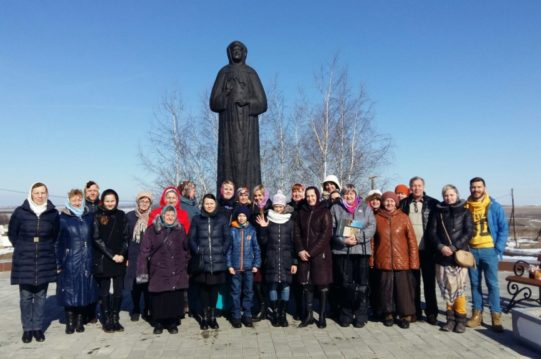 <b>Паломничество на родину блж. Матроны Московской</b> 12 марта 2017 г.
